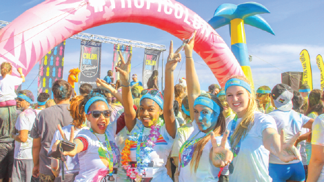 Seattle wa the color run the color run is coming to seattle wa on join me and get 5 off publicscrutiny Gallery